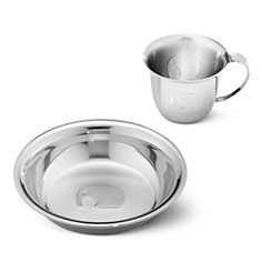 Georg Jensen - Elephant Child Cup & Plate