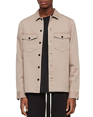 Allsaints Firebase Slim Fit Shirt