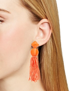 BAUBLEBAR - Azura Tassel Earrings