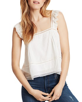 741213ecaed Ella Moss - Alanis Ruffle Crop Top ...