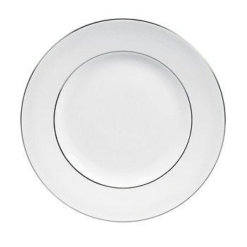 Wedgwood - Blanc Sur Blanc Bread & Butter Plate