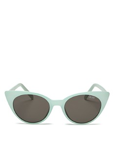 Quay - Women's Aphrodite Cat Eye Sunglasses, 50mm