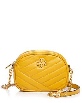 Tory Burch - Kira Small Chevron Camera Crossbody