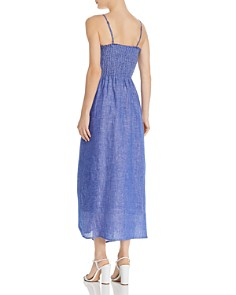 Joie - Tilsa Smocked Midi Dress