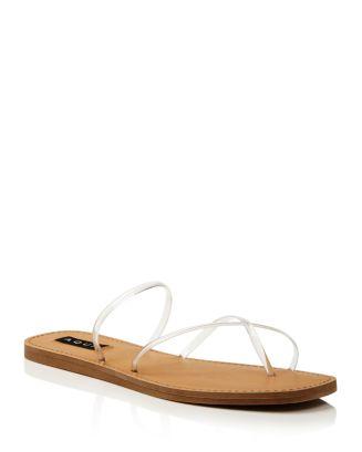 Women's Zeus Strappy Sandals   100 Percents Exclusive by Helen Owen X Aqua