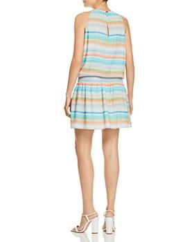 Ramy Brook - Paris Striped Mini Dress