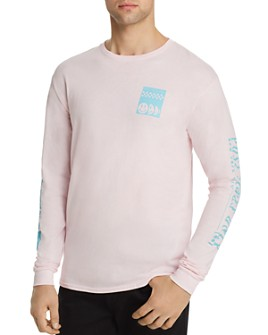 Pacific & Park - Positive Vibes Long-Sleeve Tee