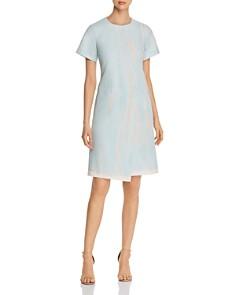BOSS - Dasira Asymmetric Shift Dress
