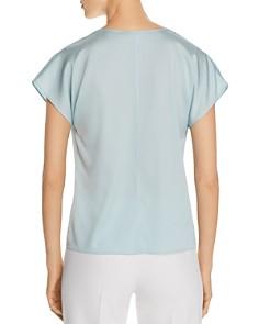 BOSS - Intessa Stretch Silk Top