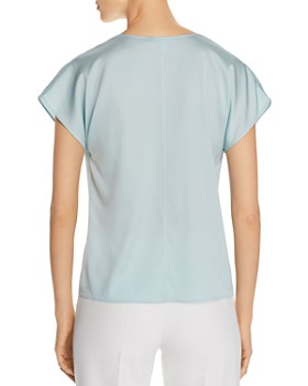 BOSS - Intessa Stretch Silk Top