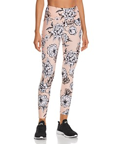 Calvin Klein - Floral Leggings