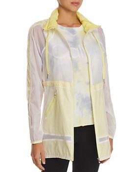 Calvin Klein - Mesh-Inset Rain Jacket