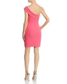 AQUA - One-Shoulder Sheath Dress - 100% Exclusive