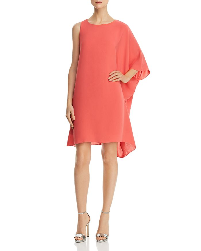 Adrianna Papell - Asymmetric Caftan Dress