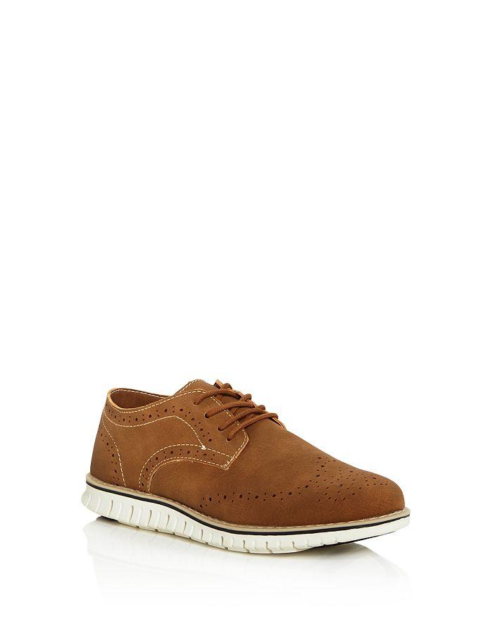 STEVE MADDEN - Boys' Bmatt Oxford Sneakers - Little Kid, Big Kid