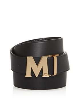 1ad6bffc8119 MCM - Men s Claus M Reversible Leather Belt ...