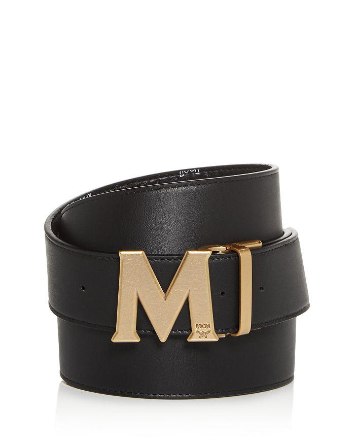 0697fdf3bffe MCM - Men s Claus M Reversible Leather Belt
