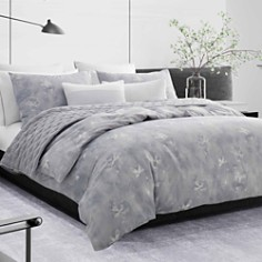 Vera Wang - Ghost Floral Percale Bedding Collection - 100% Exclusive