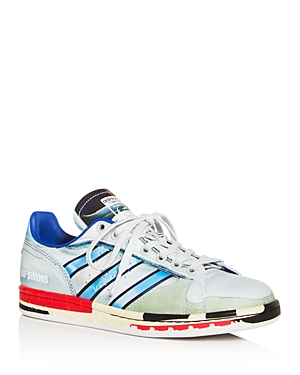 Raf Simons for Adidas Unisex Rs Micro Stan Low-Top Sneakers