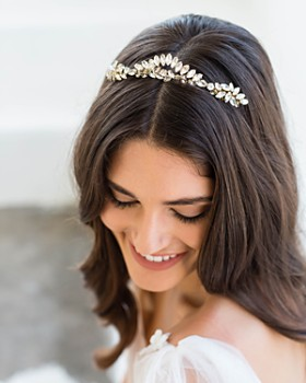 Brides and Hairpins - Madison Crown