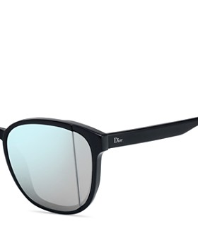 Dior - Women's Dior Step Mirrored Square Sunglasses, 57mm