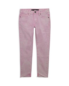 JOE'S - Girls' Mid-Rise Slant-Hem Jeans - Little Kid