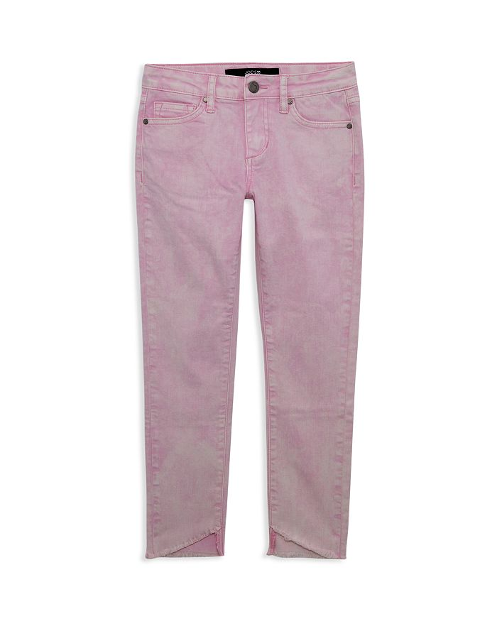 JOE'S - Girls' Mid-Rise Slant-Hem Jeans - Little Kid