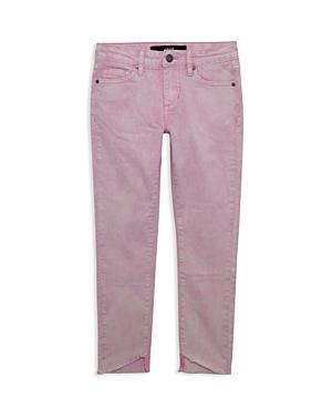 JoeS Girls MidRise SlantHem Jeans  Little Kid