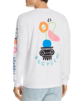 EVERYBODY.WORLD - x Kelly Anna Le Recyclé Long-Sleeve Graphic Tee