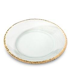 Annieglass - Edgey Round Bowl
