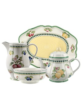 Villeroy & Boch - French Garden Fleurence Serveware Collection