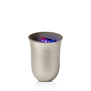 Lexon Oblio Wireless Charging Station with Uv Sanitizer