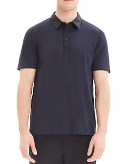 Theory - Tech Regular Fit Polo Shirt