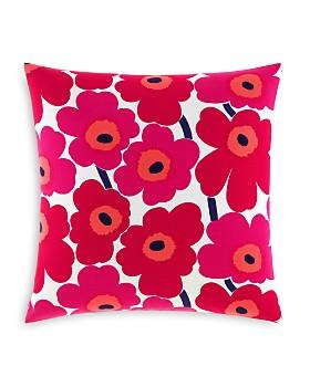 """Marimekko - Pienni Unikko Decorative Pillow, 26"""" x 26"""""""