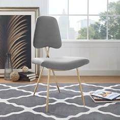 Modway - Ponder Upholstered Velvet Dining Side Chair
