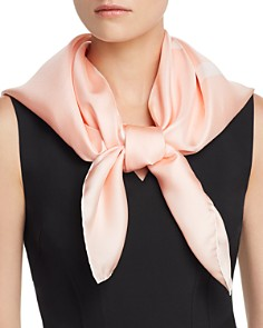 Burberry - Horseferry Silk Scarf