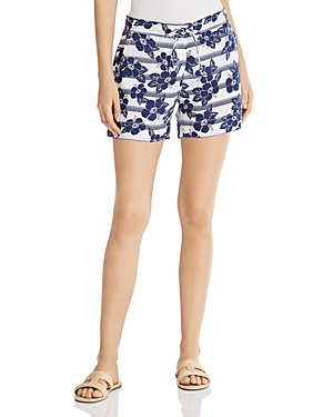 Tommy Bahama Hibiscus Horizons Linen Shorts