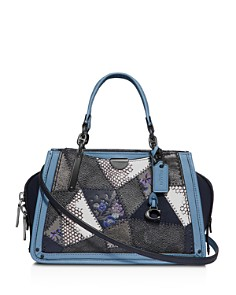 COACH - Dreamer Signature Patchwork Crossbody - 100% Exclusive