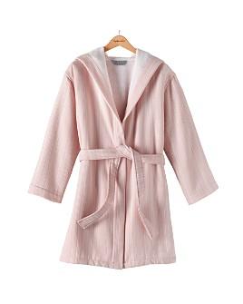 Splendid - Micro Stripe Bath Robe