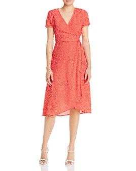Charlie Holiday - Penelope Floral Wrap Dress