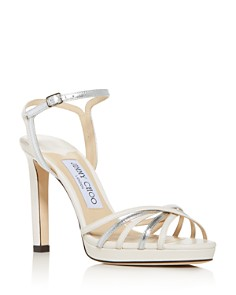 Jimmy Choo - Women's Lilah 100 High-Heel Platform Sandals