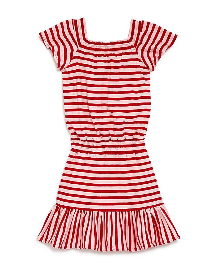 Scotch R'Belle - Girls' Striped Jersey Dress - Little Kid, Big Kid