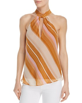 Joie - Cedra Silk Striped Top
