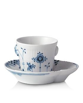 Royal Copenhagen - Elements Espresso Cup & Saucer