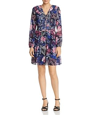 Sam Edelman Tropical A-Line Dress
