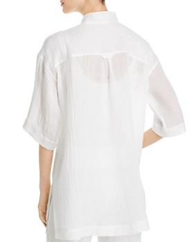 Eileen Fisher - Organic Linen Tunic Top