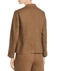 Eileen Fisher - Organic Linen Blazer