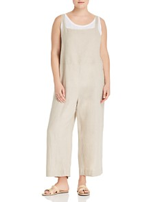 Eileen Fisher Plus - Organic Linen Jumpsuit