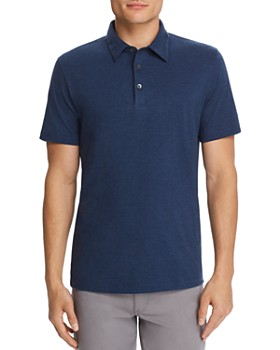 Theory - Bron Mini-Stripe Regular Fit Polo Shirt - 100% Exclusive