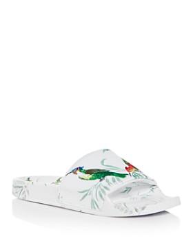 Ted Baker - Women's Avelini Floral Slide Sandals